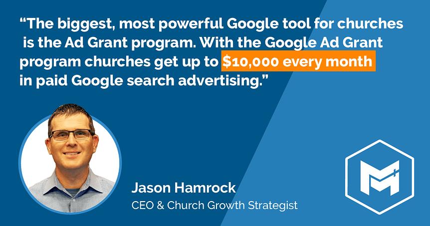 Google Ad Grant