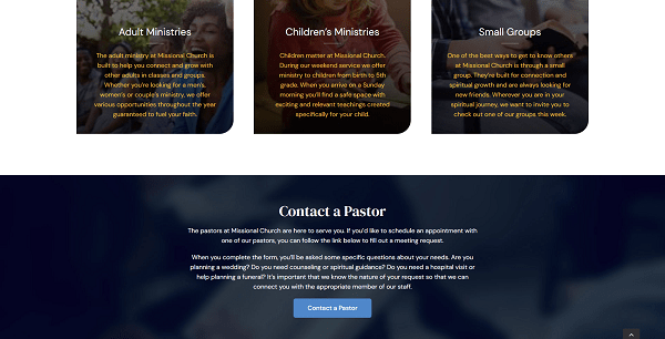 Demo Site Screenshot #3