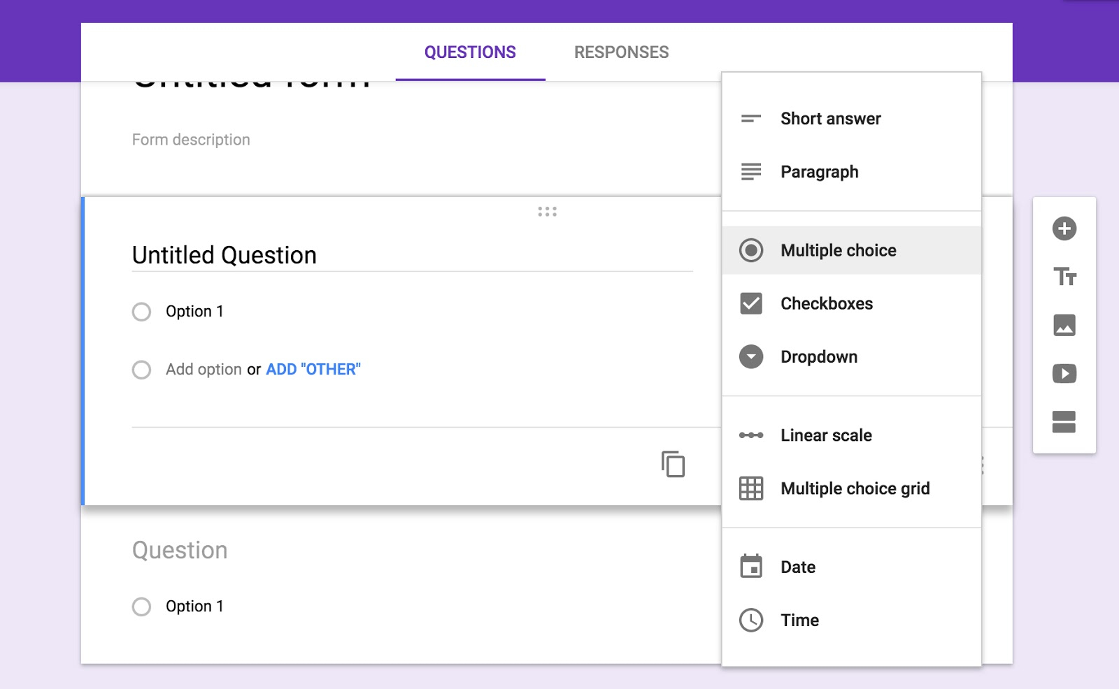 Google Forms for Churches