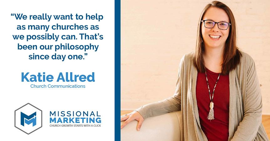 Katie Allred Church Growth Interviews Podcast