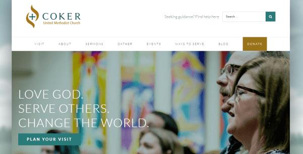 Coker United Methodist Church