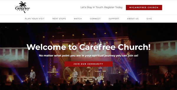 Carefree Church
