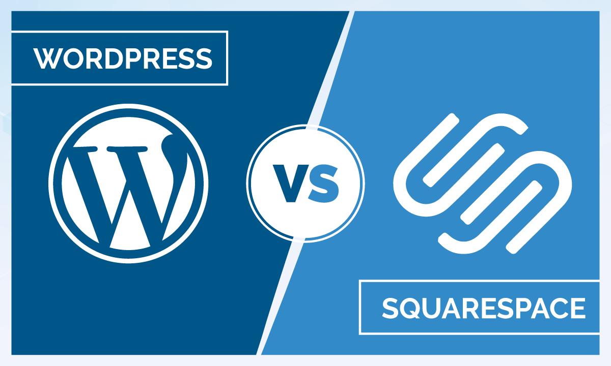 Wordpress vs Squarespace for a Church Website
