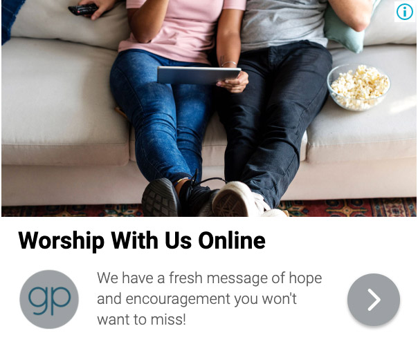 Google Display Ads for Churches.