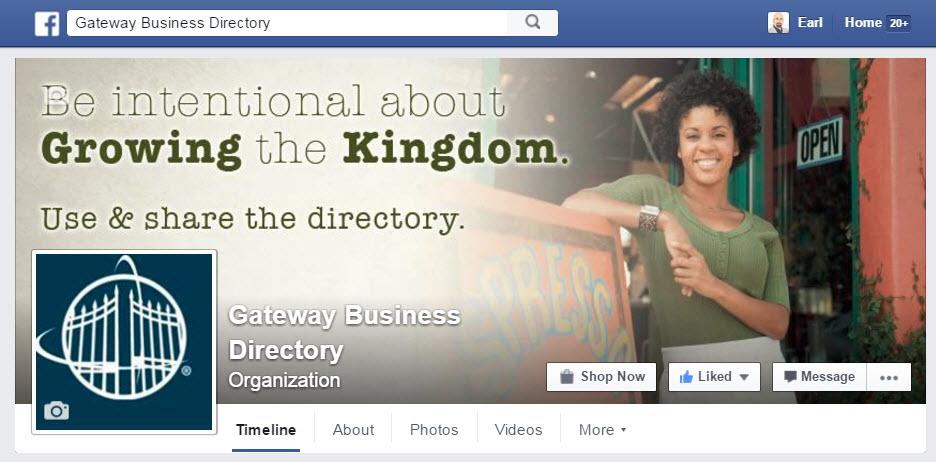 church business directory