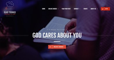 Glad Tidings Assembly of God thumbnail