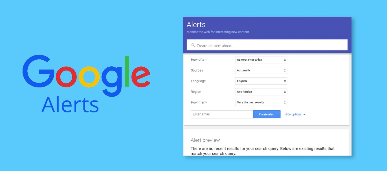Google Alerts for Churches