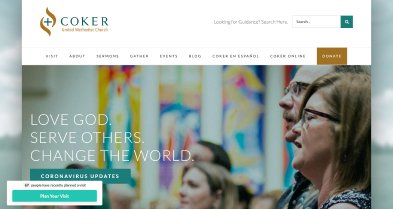 Coker United Methodist thumbnail