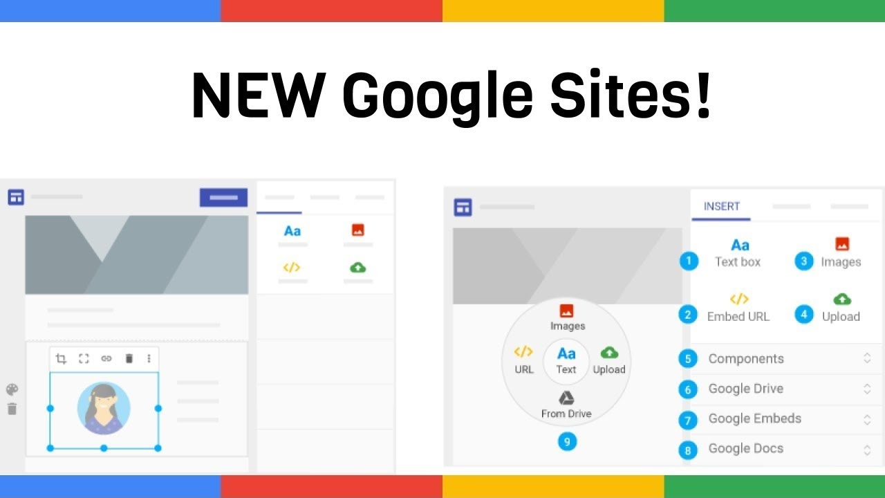 Google Sites for Churches