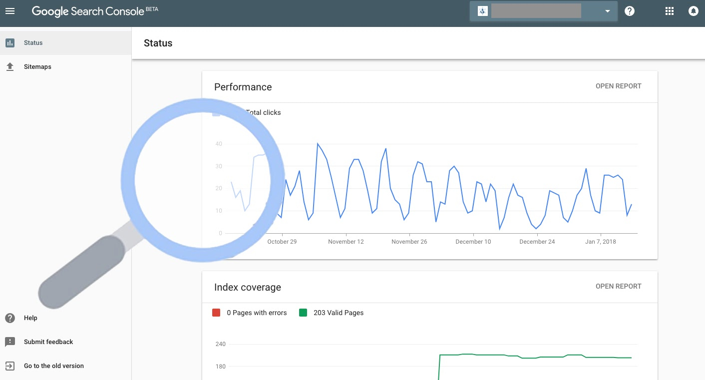 Google Search Console for Churches