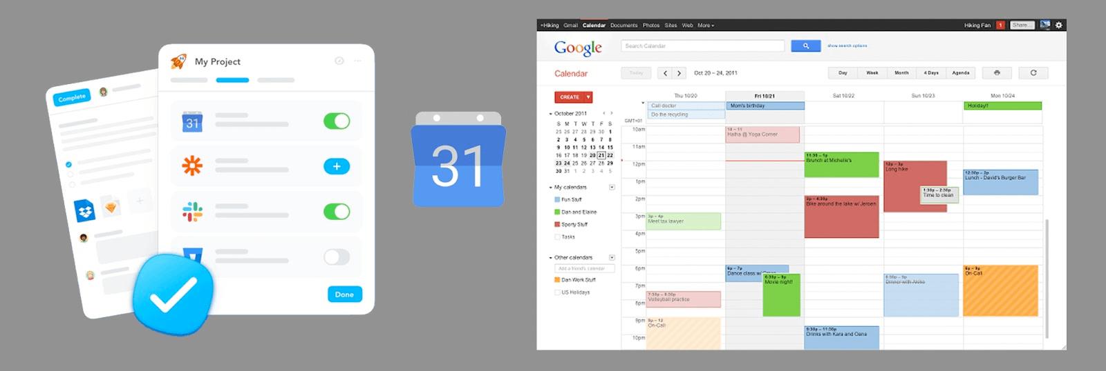 Google Calendar for Churches