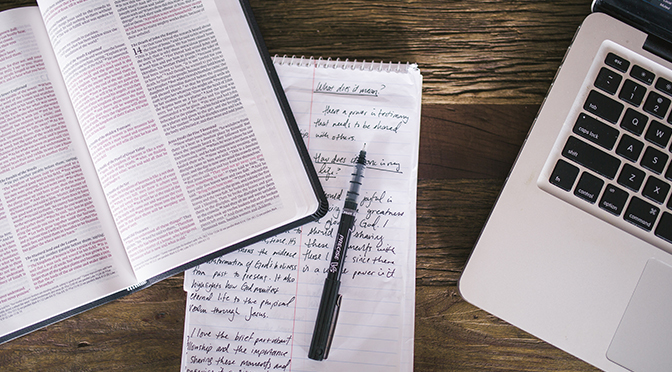 christian writing services for churches