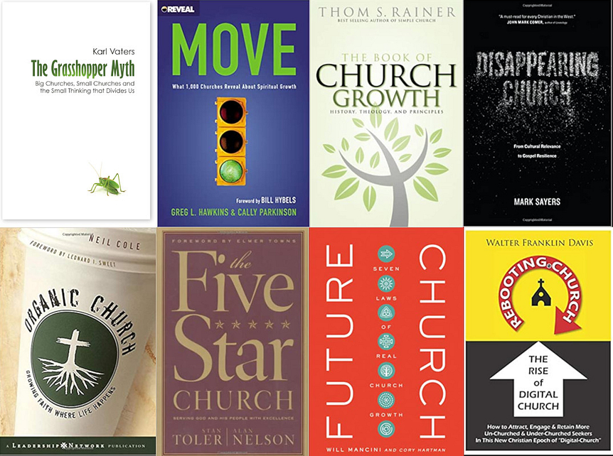 church growth books