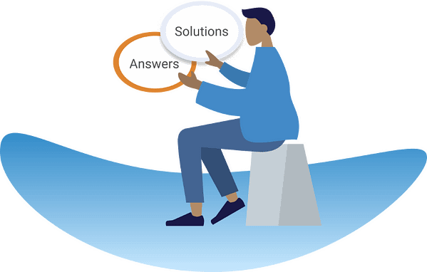About Answers and Solutions2