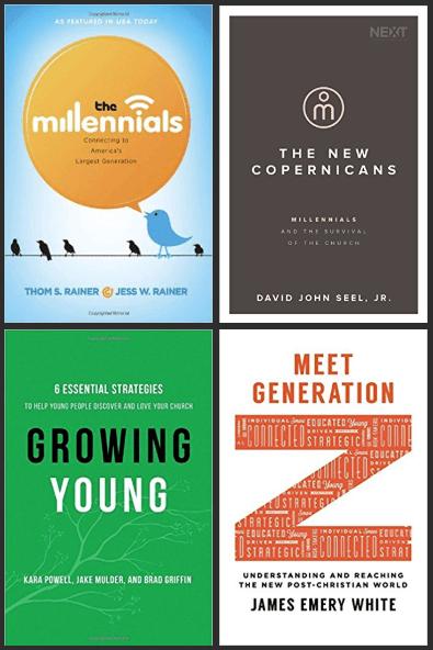 Millennial Outreach Book Comparison