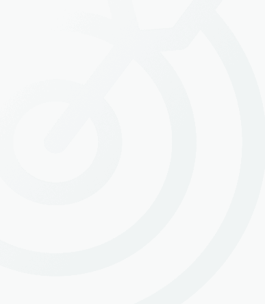 Decorative Bullseye Background