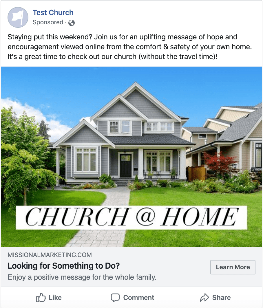 Church at Home