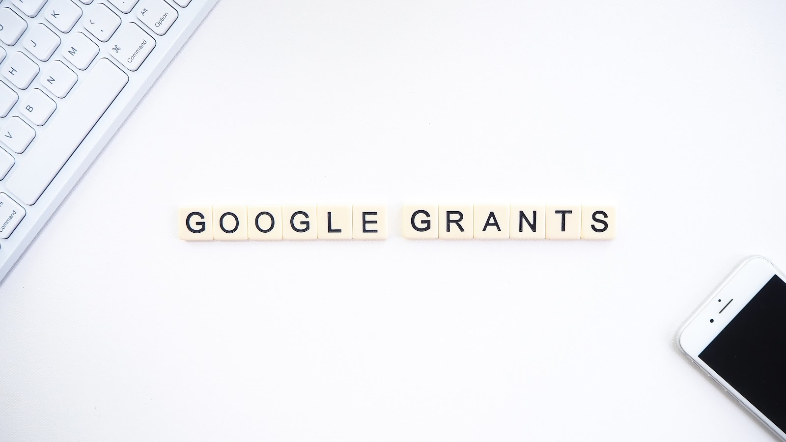 Get A Google Ad Grant