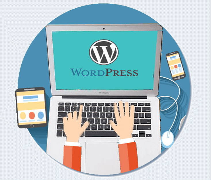 Wordpress is easy to use