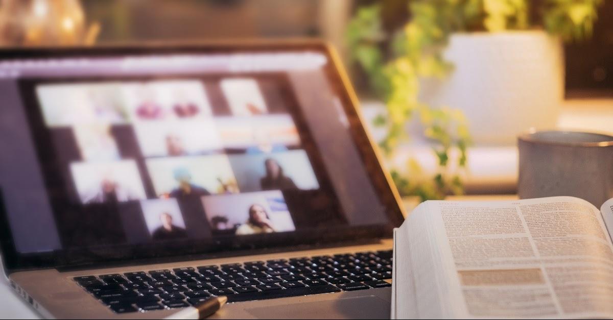 church online laptop